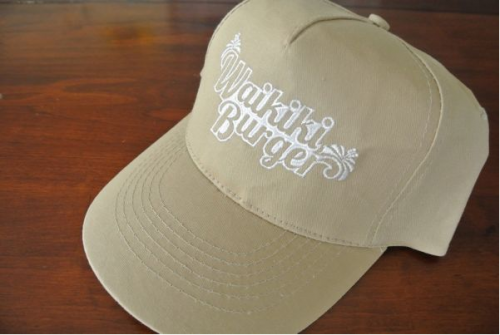 Waikiki Basecap Logo Beige