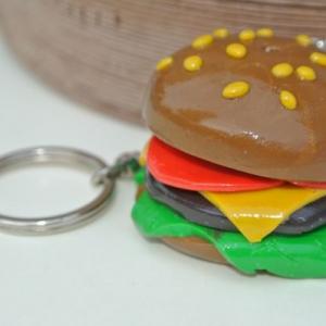 Waikiki Keychain Burger